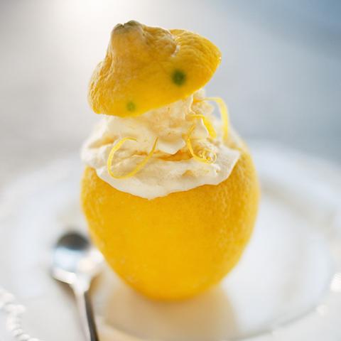 Citron-tumme