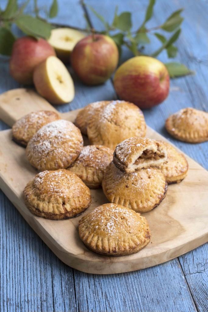 Äppelpajer